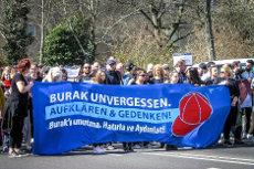 08.04.2018 - Ein Denkmal für Burak Bektaş